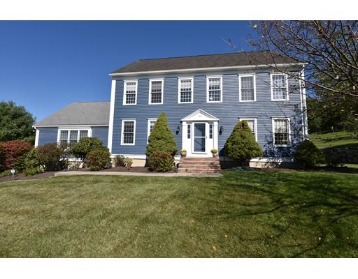 Casa Unifamiliar por un Venta en 23 Thomas Newton Drive 23 Thomas Newton Drive Westborough, Massachusetts 01581 Estados Unidos