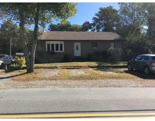 Casa Unifamiliar por un Venta en 145 Braley Road 145 Braley Road Freetown, Massachusetts 02717 Estados Unidos