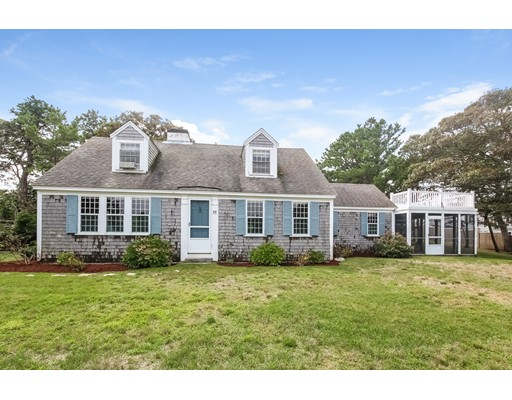 Single Family Home for Sale at 24 Woodsneck 24 Woodsneck Orleans, Massachusetts 02643 United States