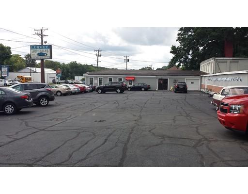 Comercial por un Alquiler en 551 River Street 551 River Street Haverhill, Massachusetts 01832 Estados Unidos