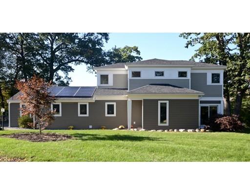 واحد منزل الأسرة للـ Sale في 45 Lantern Lane 45 Lantern Lane Burlington, Massachusetts 01803 United States