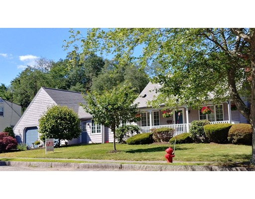 Single Family Home for Sale at 16 Drury Lane 16 Drury Lane Natick, Massachusetts 01760 United States