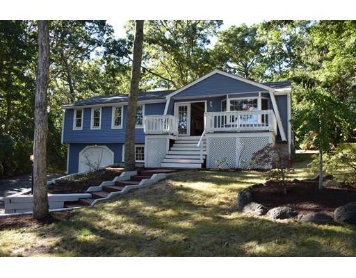 Частный односемейный дом для того Продажа на 84 Commons Way 84 Commons Way Brewster, Массачусетс 02631 Соединенные Штаты