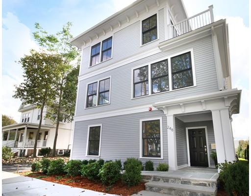 Eigentumswohnung für Verkauf beim 248 Massachusetts Avenue 248 Massachusetts Avenue Arlington, Massachusetts 02474 Vereinigte Staaten