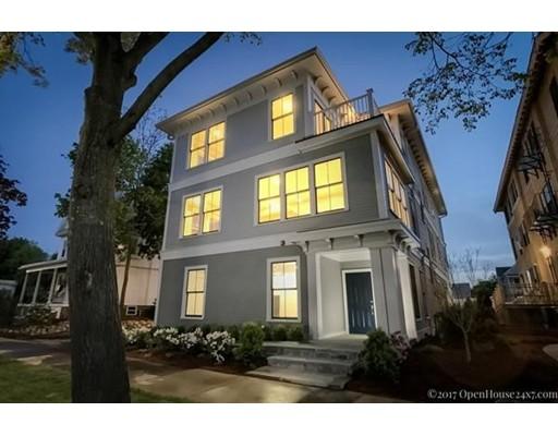 Picture 1 of 248 Massachusetts Ave Unit 2 Arlington Ma  3 Bedroom Condo#