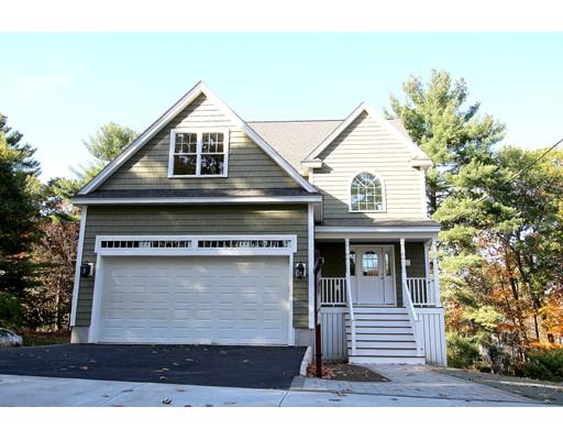 独户住宅 为 销售 在 28 Thorndike Street 28 Thorndike Street Reading, 马萨诸塞州 01867 美国
