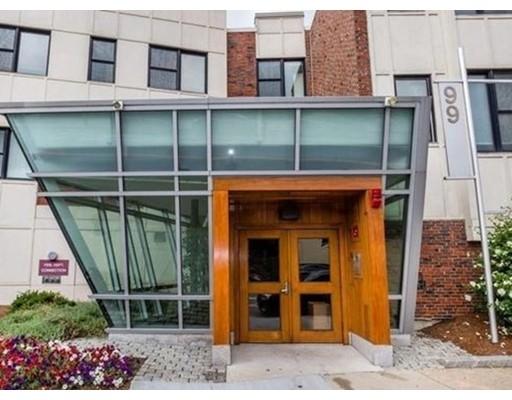 Additional photo for property listing at 99 Chestnut Hill Avenue  Boston, Massachusetts 02135 United States