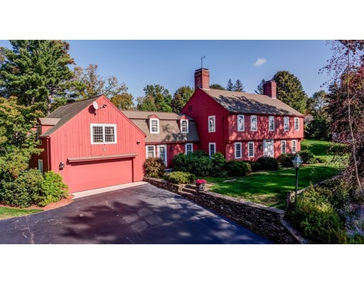Casa Unifamiliar por un Venta en 41 Mcgregory Road 41 Mcgregory Road Sturbridge, Massachusetts 01566 Estados Unidos