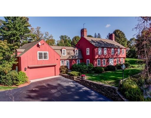 独户住宅 为 销售 在 41 Mcgregory Road Sturbridge, 马萨诸塞州 01566 美国