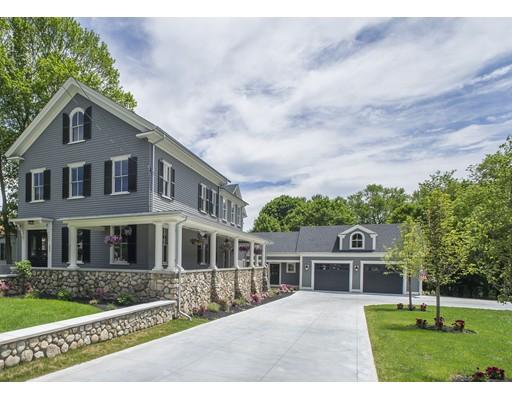 واحد منزل الأسرة للـ Sale في 392 Main Street 392 Main Street Hingham, Massachusetts 02043 United States