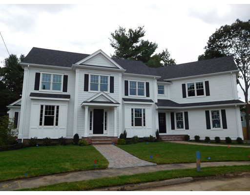 Single Family Home for Sale at 43 Hewitt Circle 43 Hewitt Circle Needham, Massachusetts 02494 United States