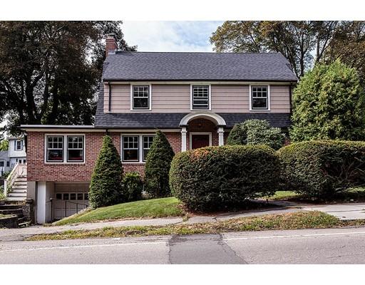 Μονοκατοικία για την Πώληση στο 284 Lake Street 284 Lake Street Belmont, Μασαχουσετη 02478 Ηνωμενεσ Πολιτειεσ