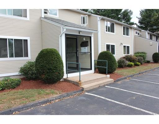 共管式独立产权公寓 为 销售 在 6 Arbor Way 6 Arbor Way Holyoke, 马萨诸塞州 01040 美国
