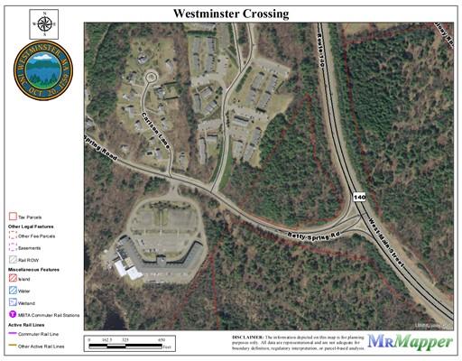 土地 为 销售 在 999 West Main Street 威斯敏斯特, 马萨诸塞州 01473 美国
