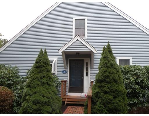 Casa Unifamiliar por un Alquiler en 153 Shellback Way Mashpee, Massachusetts 02649 Estados Unidos