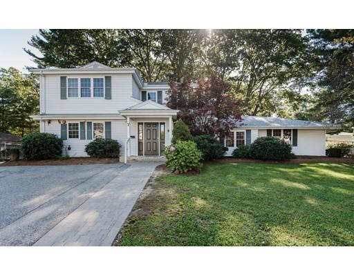 Casa Unifamiliar por un Venta en 7 Willowbrae Drive 7 Willowbrae Drive Peabody, Massachusetts 01960 Estados Unidos