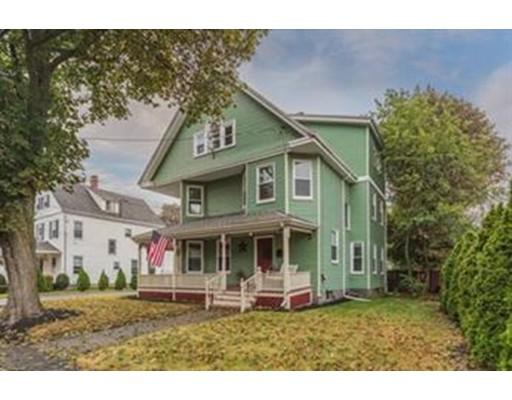 独户住宅 为 出租 在 21 Eaton Street 米尔顿, 马萨诸塞州 02186 美国