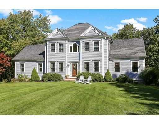 واحد منزل الأسرة للـ Sale في 23 Woodman Road 23 Woodman Road South Hampton, New Hampshire 03827 United States