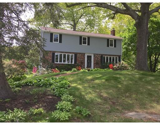 Maison unifamiliale pour l Vente à 26 Oak Ridge Way 26 Oak Ridge Way Shrewsbury, Massachusetts 01545 États-Unis