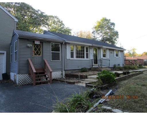 Частный односемейный дом для того Продажа на 28 Wallingford Road 28 Wallingford Road Auburn, Массачусетс 01501 Соединенные Штаты