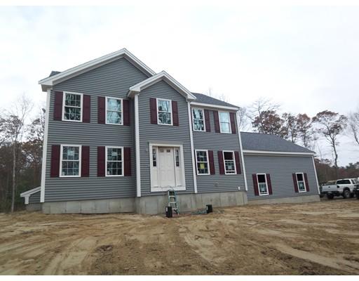 واحد منزل الأسرة للـ Sale في 50 Bryant Street 50 Bryant Street Berkley, Massachusetts 02779 United States