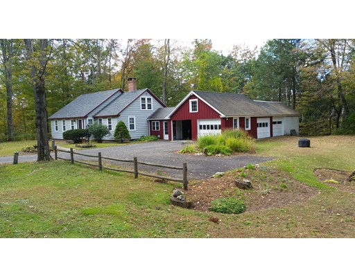Single Family Home for Sale at 32 Forest Street Erving, Massachusetts 01344 United States
