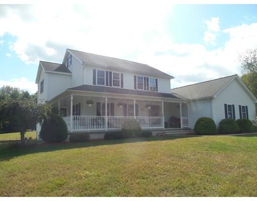 Частный односемейный дом для того Продажа на 14 Lee Road 14 Lee Road Ware, Массачусетс 01082 Соединенные Штаты