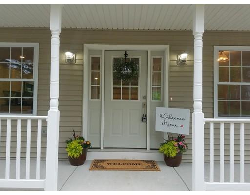 独户住宅 为 销售 在 11 Manchonis Wilbraham, 01095 美国