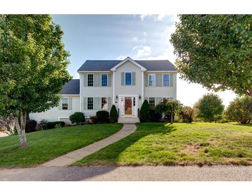 Single Family Home for Sale at 46 John Robert Drive 46 John Robert Drive Rutland, Massachusetts 01543 United States