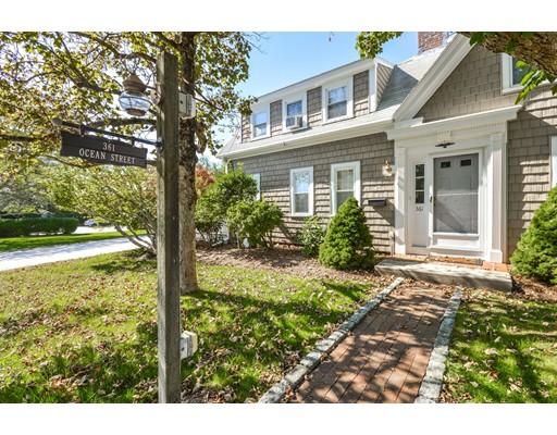 Casa Unifamiliar por un Venta en 361 Ocean Street 361 Ocean Street Barnstable, Massachusetts 02601 Estados Unidos