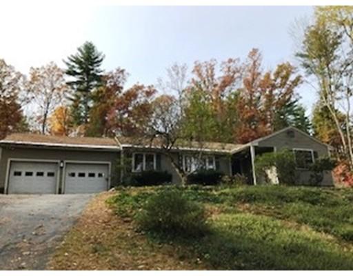 Частный односемейный дом для того Аренда на 351 Longley Road 351 Longley Road Groton, Массачусетс 01450 Соединенные Штаты