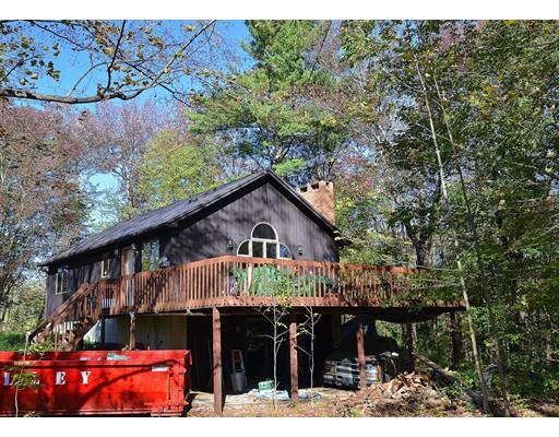 Single Family Home for Sale at 147 Otis Road 147 Otis Road Becket, Massachusetts 01223 United States