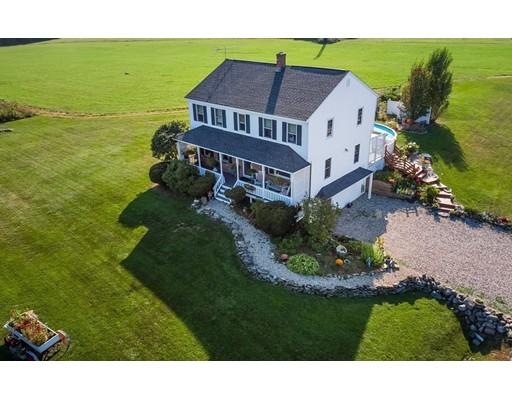 Maison unifamiliale pour l Vente à 12 George Millard Road 12 George Millard Road Blandford, Massachusetts 01008 États-Unis