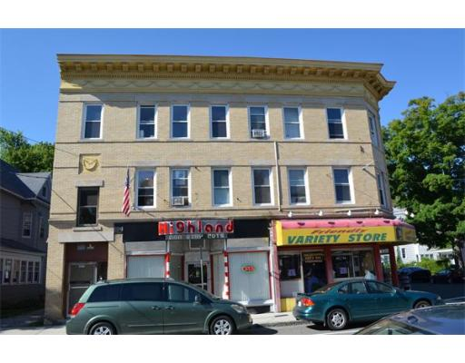Multi-Family Home for Sale at 1373 Dwight Street Holyoke, 01040 United States