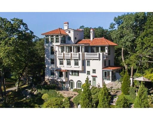 Single Family Home for Sale at 38 Atlantic Avenue 38 Atlantic Avenue Cohasset, Massachusetts 02025 United States