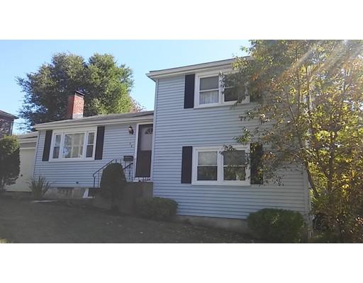 独户住宅 为 销售 在 36 ROSE WAY 36 ROSE WAY Holbrook, 马萨诸塞州 02343 美国