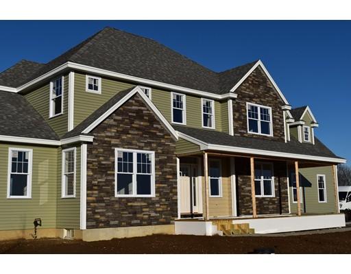 Maison unifamiliale pour l Vente à 9 Hoosac Road 9 Hoosac Road Kensington, New Hampshire 03833 États-Unis
