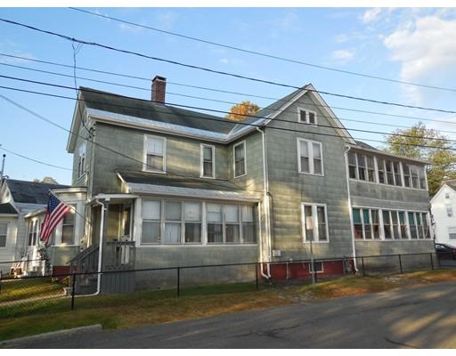 Частный односемейный дом для того Продажа на 15 School Street 15 School Street Easthampton, Массачусетс 01027 Соединенные Штаты