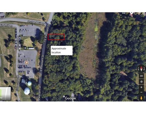 土地 为 销售 在 East Pleasant East Pleasant Amherst, 马萨诸塞州 01002 美国