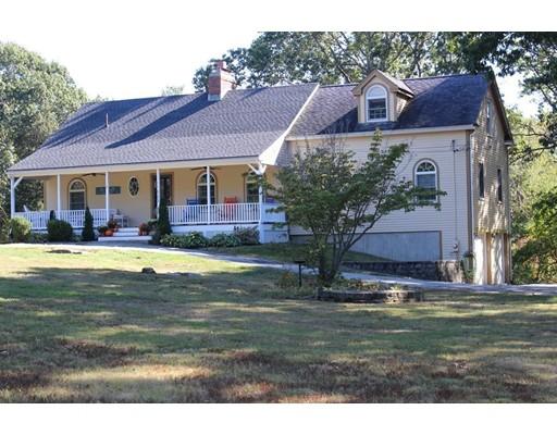 独户住宅 为 销售 在 113 Belcher 113 Belcher 埃塞克斯, 马萨诸塞州 01929 美国