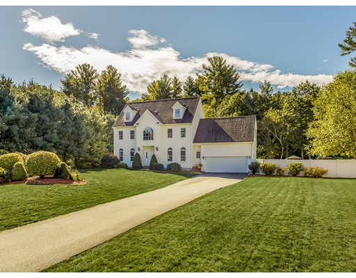 Maison unifamiliale pour l Vente à 5 KELLEY LANE 5 KELLEY LANE Middleton, Massachusetts 01949 États-Unis