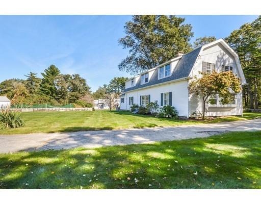 Casa Unifamiliar por un Venta en 125 Converse Road 125 Converse Road Marion, Massachusetts 02738 Estados Unidos