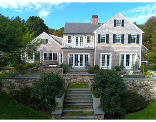 Single Family Home for Sale at 24 High Street 24 High Street Medfield, Massachusetts 02052 United States