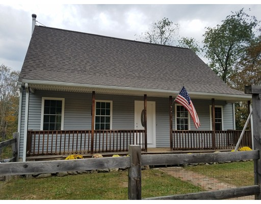 Single Family Home for Sale at 147 Summer Street 147 Summer Street Barre, Massachusetts 01005 United States