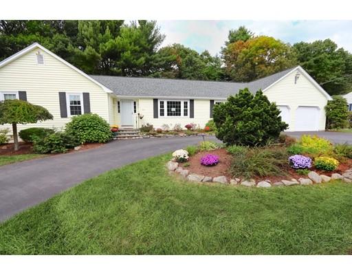 Maison unifamiliale pour l Vente à 65 Albemarle Road 65 Albemarle Road Norwood, Massachusetts 02062 États-Unis