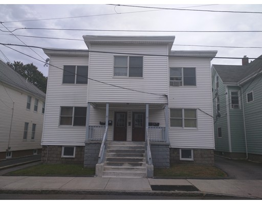 Multi-Family Home for Sale at 55 Irving Street 55 Irving Street Everett, Massachusetts 02149 United States