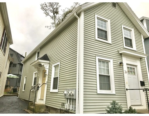 Single Family Home for Rent at 26 Railroad Avenue 26 Railroad Avenue Beverly, Massachusetts 01915 United States