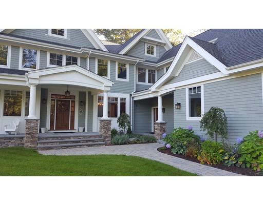 独户住宅 为 销售 在 22 Pine Ridge Road 22 Pine Ridge Road 韦兰, 马萨诸塞州 01778 美国