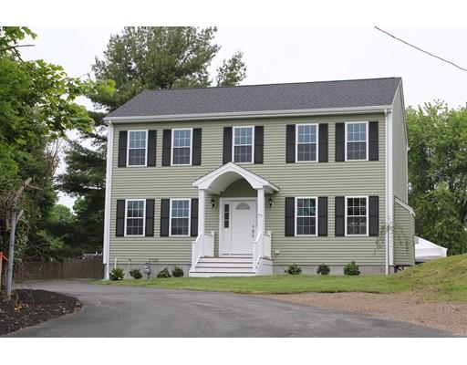 Casa Unifamiliar por un Venta en 8 Armbsy Street New Bedford, Massachusetts 02745 Estados Unidos