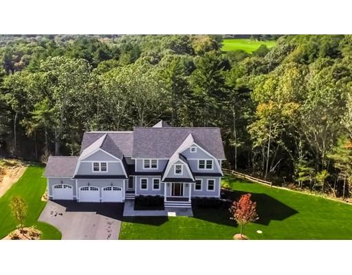 واحد منزل الأسرة للـ Sale في 15 McLean's Way 15 McLean's Way Duxbury, Massachusetts 02332 United States